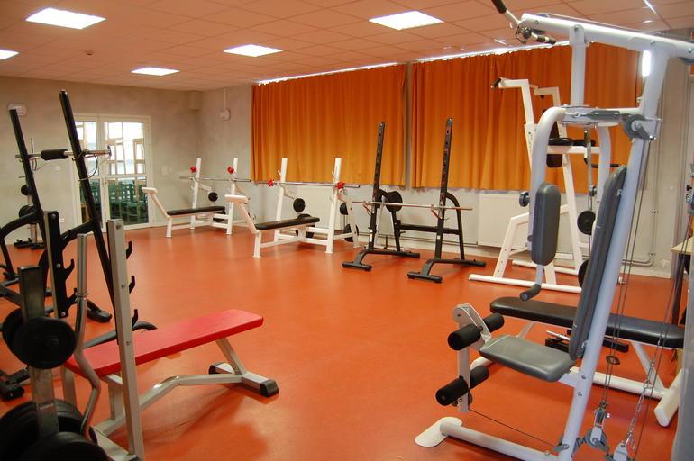 La Salle De Musculation Le Lycee En Images Bienvenue Lycee