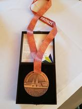 Médaille de bronze aux Olympiades internationales !!!